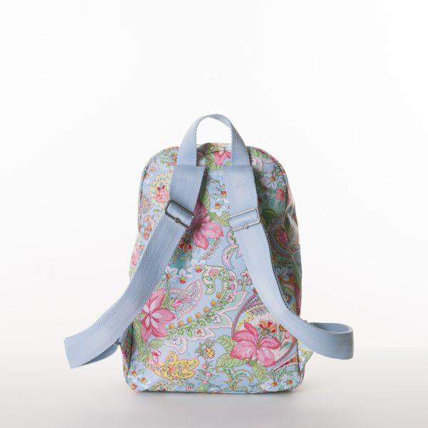 lilio backpack amsterdam blue blauw