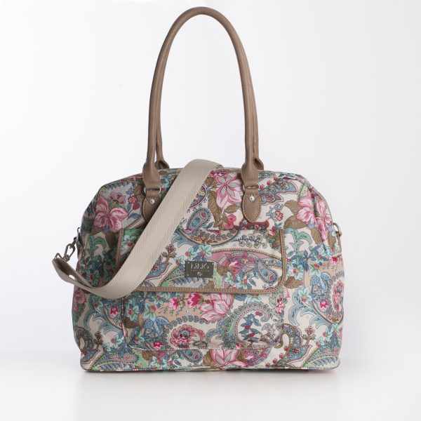 carry all lilio oilily zand pink paisley
